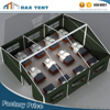 Manufacturer supply military surplus tents for wholesales