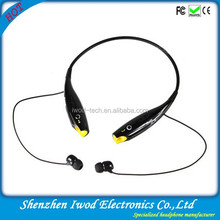 smallest bluetooth silicone earphone plugs for lg tone hbs-730 on alibaba from china supplier