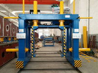 Automatic Welding Machine H beam submerged arc welding machine