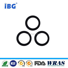 high performance big NBR X RING rubber washer for BONNET