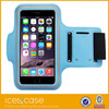 Sky blue Waterproof running Armband for iPhone4s Sport Arm Band Carry Bag case for iPhone4s