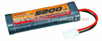 7.2V 5200mAh SC NiMH battery pack for RC Car