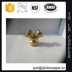 Durable finish guanzhou custom made & OEM casting forged pipe fittings tee elbow