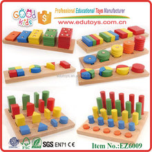 2015 High Quality Kids Educational Toys, School Professional Wooden Educational Toys