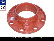 High quality and best price grooved flange