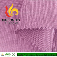 PU coated 1000D Recycled Polyester bag luggage fabric