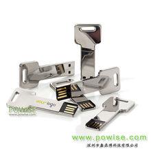 2014 Metal Key Usb stick/Silver USB key/USB flash drive