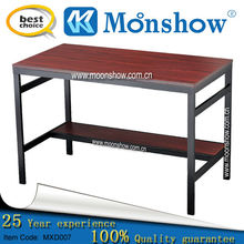 cheap wood computer desk for office furniture