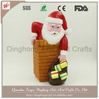 Fashion High Quality Christmas Small Santa Claus Moving