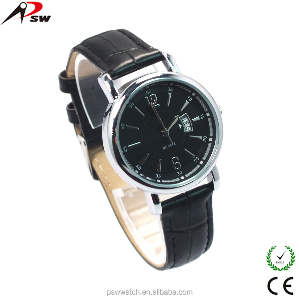Custom available quartz watch model stainless steel watch qaurtz advance watch