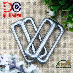 China Button Manufactory Metal Hook Buckle for Belt and Bags