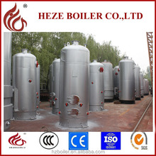 Eco-friendly Smokeless ID Fan Equipped Vertical Coal Fired Steam Boilers