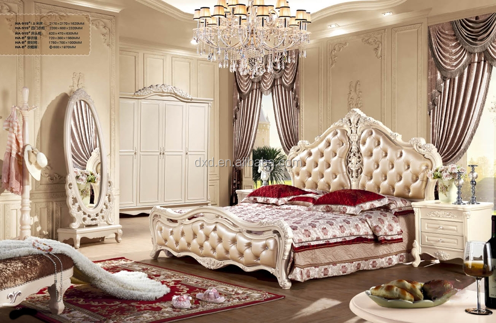 Antique reproduction french furniture french classic bed for Design classics furniture reproductions