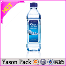 Yason shrink soft drink labels kinds of pvc shrink sleeve label and wrap film for bottom new product printed shrink label