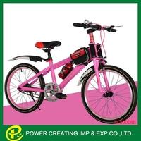 The new children's road bike
