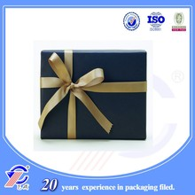 2015 Hot Sale Fashion Luxury Black Paper Packing Gift Box Gift,paper gift packaging box