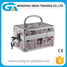Small Metal Makeup Case,Carrying Case