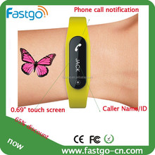 China new product sleep monitor watch with unique app, smart watch calorie sleep, sleep monitor bracelet for phone