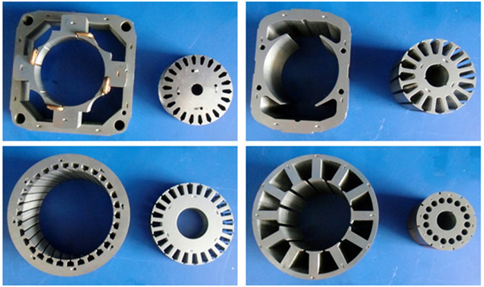 electric motor stamping silicon steel mould/ stator rotor