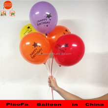 Popular wholesale festival chinese balloons