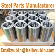 Professional manufacturer high precision motor shaft bushing,customized steel drive shaft bushing