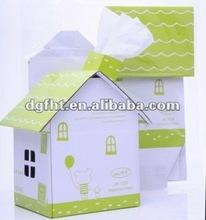 2012 Hot Sale House Tissue Box