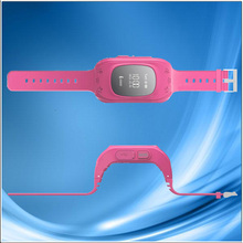 SOS function Kids GPS watch with Hand-free kids GPS tracking watch remote monitoring 3g smart watch phone with gps