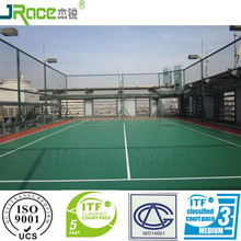 long lasting tennis sports floor covering