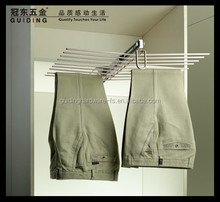 High quality furniture accessories trousers rack for cabinet