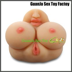 New functional breast,breast with vagina, mouth ,oral Sex Doll For Men