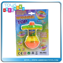 Colorfull Light Up Spinning Top Toy Spinning Top For Kids