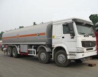 HOWO oil tanker truck