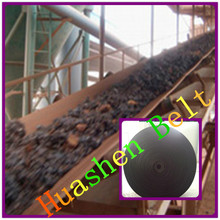 2015 new products durabel hot selling flat heat resistant EP Polyester belt conveying Minerals&Raw Materials chromite mine