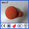puztmeister coupling concrete clean ball for pump pipe