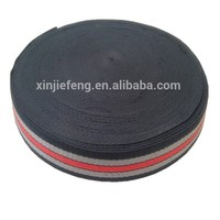 Customized Polyester webbing for shoulder straps of leather bags