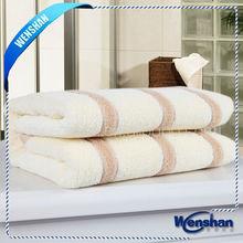 Wenshan women sex 2015 100%cotton airlines egypt commercial cotton bath towels
