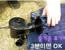 Korean design Portable convenient Electric pcp air gun pump