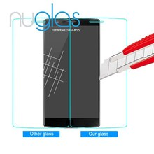 Nuglas 0.3mm 2.5d round edge waterproof Clear tempered glass screen protector For LG G4