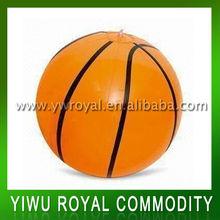 Inflatable Basketball Sports Beach Ball