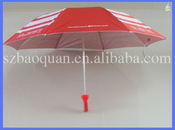 Hot sell three folded umbrella material