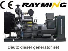 Low fuel consumption and Deutz old diesel generators