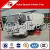 QL7.3 tons diesel high quality isuzu road sweeper truck