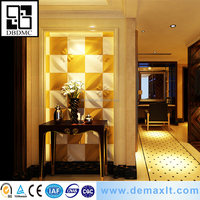 fine Construction Material 3d Wall Panel