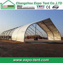 curved tent for Tennis court Football hall Basketball hall Badminton hall