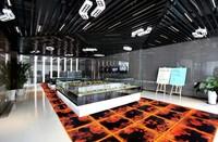 surfloor new design colorful decor liquid non slip plastic garage floor tiles