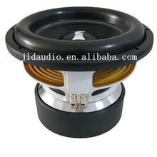 best subwoofer series rms 1500-300w car sub woofer