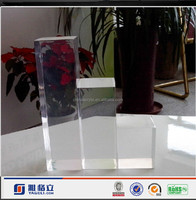 Yageli Customer Design Acrylic Material Display Stand / Display Holder