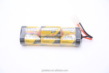 Traxxas 7.2V 3300mAh 6 cell Nimh rechargeable batteries for RC Cars