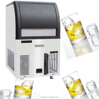 Ice Cube Makers / Ice Machines In Kitchen Machinery