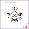 k6862 fancy candle holder tea lights insert for wedding decoration